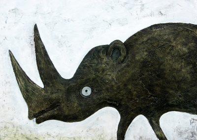 Černý nosorožec